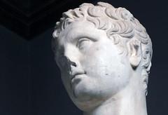 Lysippos, Apoxyomenos, head