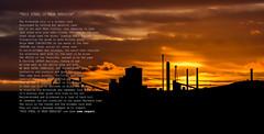 This Steel is from Teeside (simon.mccabe.5) Tags: this poem steel teeside