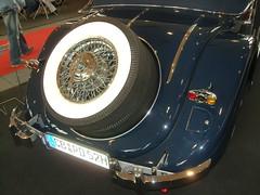ClassicWorld Berlin 2015 ... (bayernernst) Tags: auto oktober berlin car deutschland mercedes mercedesbenz oldtimer ausstellung 2015 pkw kfz kraftfahrzeug kraftfahrzeuge classicworld sn205026 09102015 classicworldberlin