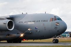 RAAF Boeing C-17A Globemaster III (duffohyeah) Tags: canberra c17 globemaster raaf a41 a41210 raafboeingc17aglobemasteriii