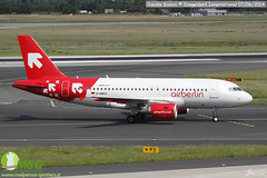 D-ABGS (dabianco87) Tags: plane aircraft airbus dusseldorf airberlin olt a319 aerei dus aeroplano dabgs