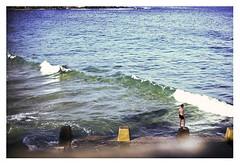 Coogee Beach (Anita Waters) Tags: coogeebeach coogee rossjonesmemorialpool 35mm olympus om2n fuji velvia film 100 analogue