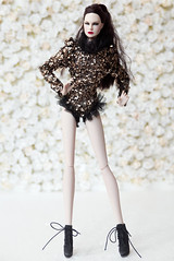 2016/009 Look 2 (NOVA FU) Tags: lovetones doll lena fr fashion royalty nova golden black dancing queen