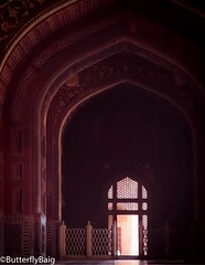 Atmospheric Archways   #TajMahalMasjid #Arches #Archways #Shadows #LightAndDark #TajMahal #Agra #India #Mosque #Masjid #Architecture #Structure #Medieval #Design #MughalArchitecture #RedSandstone #IndianSummer #MyHyderabadMyIndia #Travel #TravelDiaries #T (Sarwat Baig) Tags: structure love agra tajmahalmasjid arches indiansummer medieval india archways butterflybaigphotography wanderlust masjid tajmahal india2016 architecture traveldiaries design takemeback mosque travel travelphotographer myhyderabadmyindia redsandstone shadows mughalarchitecture travelindia lightanddark