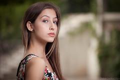 Saray (mugensx) Tags: sony alpha dslr a900 portrait girl beautiful beauty face bokeh model spain spanish photoshoot