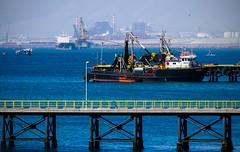 Mejillones - Regin de Antofagasta, Chile. (Victorddt) Tags: mejillones regindeantofagasta chile barcos mar pesca nikond7000 nikkor18200 photoshop