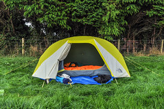 Round Wales Walk 47 - Home for 3 Nights (Nikki & Tom) Tags: walescoastpath roundwaleswalk tent camping campsite