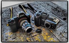 Sunday Shooters (NoJuan) Tags: cameraporn cameraportrait cameras