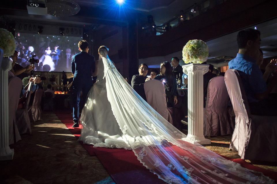 台南婚攝 桂田酒店 婚禮紀錄 G & S 123