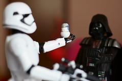 """""""My Lord!We got it"""" (Nera Chimera) Tags: star wars dart fener vader stormtrooper nex5n zeiss 50 14 kolari"""