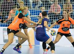 1A083355 (roel.ubels) Tags: holland handball tournament handbal topsportcentrum eindhoven sport topsport 2016