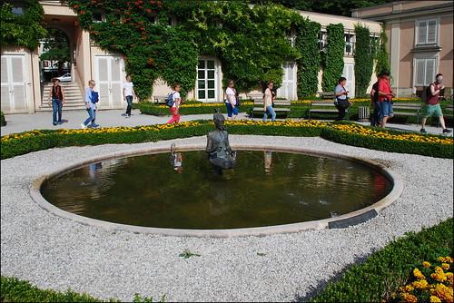 Jardines de Mirabell (Salzburgo, 21-7-2016)