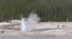 Beehive Geyser eruption (11.17-11.22 AM, 27 October 2016) (James St. John) Tags: beehive geyser hill group upper basin yellowstone hotspot volcano wyoming hot spring springs geysers erupt erupts erupting eruption eruptions