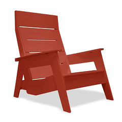 Deco  |  Siesta Lounge Chair (South of Urban) Tags: modern furniture outdoor adirondack lounge chair contemporary garden yard landscaping landscape design architecture