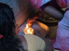 IMG_7508 (mohandep) Tags: families bangalore festivals children anjana kavya kalyan