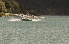 Dornier DO-24 ATT #4 (krustyhimself) Tags: scalaria wolfgangsee salzkammergut austria 2014 airshow airchallenge do24 dornierdo24att landing seaplane