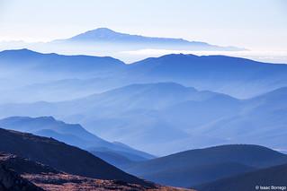 Pikes Peak from Evans