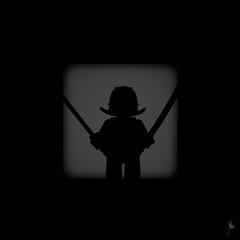 Shadow (252/100) - Kendo Fighter (Ballou34) Tags: 2016 650d afol ballou34 canon eos eos650d flickr lego legographer legography minifigures photography rebelt4i stuckinplastic t4i toy toyphotography toys rebel stuck plastic photgraphy blackwhite light shadow enevucube minifigure 100shadows kendo fighter sport sword helmet martial arts