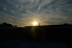 Clouds & Sun (San.Mart) Tags: thesky cielo azul nubes sol rayosdesol