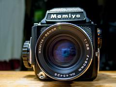 Mamiya M645 80mm f/2.8 (JSB PHOTOGRAPHS) Tags: img2114 mamiya m645 80mm f28