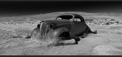 the Bodie coupe... (LOCK-ness monster) Tags: bodie ghosttown californiahistory