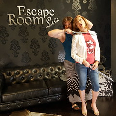 A High Cost (Bree Wagner) Tags: escape room live sherlock mystery locked transgender tg genderfluid alexandria props
