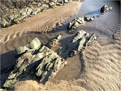 DM-41 Rock pools (Dominic@Caterham) Tags: rocks pools beach shadows