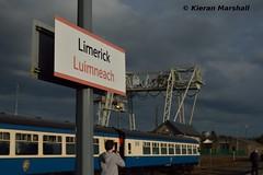 Limerick, 22/10/16 (hurricanemk1c) Tags: rpsi westernexplorer 1705limerickconnolly limerick railways railway train trains irish rail irishrail iarnrd ireann iarnrdireann 2016 railwaypreservationsocietyofireland craven
