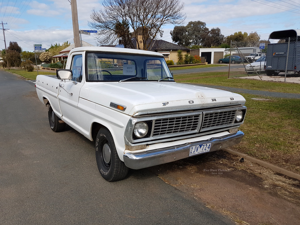 The Worlds Best Photos Of Fordaustralia And Fordf100 Flickr Hive Mind 1970 Ford F100 Truck Five Starr Aussiefordadverts Tags 1970fordf100