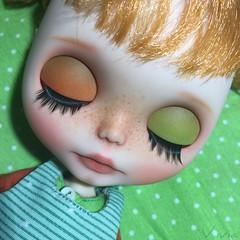 Blythe custom #112 commission