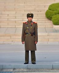 Nork Across the Border (Mondmann) Tags: northkorea northkorean nork northkoreansoldier soldier military dmz jsa demilitarizedzone jointsecurityarea korea asia eastasia mondmann nikond7100