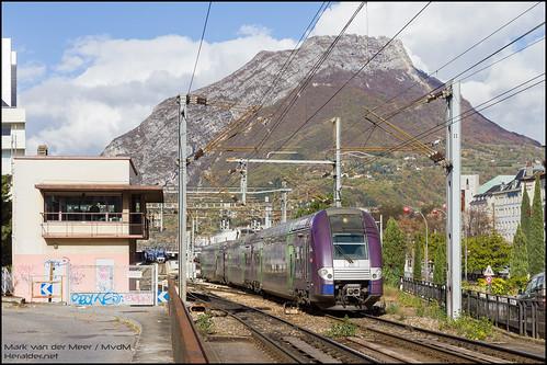 """SNCF Z24749/750 (625) """"TER"""" - Grenoble"""