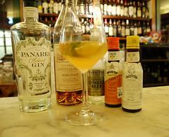 suffering bastard luca picchi (burde73) Tags: cocktaildinner lucapicchi burde miscelato ricetta recipe armagnac cassis champagne gin panarea sagna mixology