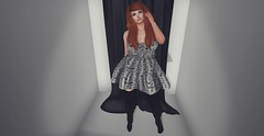 #779 (AddisonLynnRose Residnet) Tags: second life sl virtual fashion photography burley catwa insol uber maitreya zombie suicide lushish catz secret harmony empire
