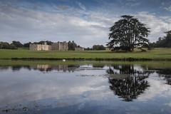 A Visit To Leeds Castle (ClydeHouse) Tags: leeds byandrew refelction castle lake kent maidstone leedscastle