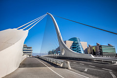 171688544 () Tags: architecture beckett blue bridge buildings cable city cityscape construction dock downtown dublin eire engineering europe famous harp holiday infrastructure ireland irish landmark liffey modern outside quay river road roadway samuel sky skyline steel structure suspension tourism transportation travel urban vacation water white wires