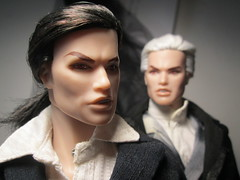 BRIDES OF DRACULA Dracula & His Brides: The Eternal Love Collection (suellenmuniz) Tags: brides of dracula fashion royalty lui lestat vampire his the eternal love collection
