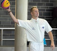 1C040150 (roel.ubels) Tags: len euro league waterpolo sport topsport utrecht uzsc 2016 krommerijn women