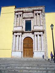 Zacatecas, Museo de Arte Abstracto Manuel Felguerez. (helicongus) Tags: zacatecas estadodezacatecas méxico 2009