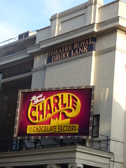 Theatre Royal Drury Lane - Charlie and the Chocolate Factory