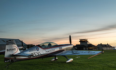 G-ZEXL Extra, Scone (wwshack) Tags: egpt psl perth perthairport perthshire scone sconeairport scotland gzexl extra theblades aerobatic