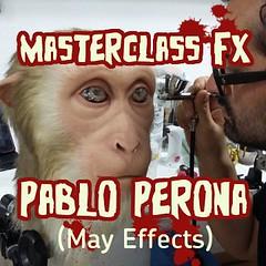 FKM.2016.PABLO.PERONA.FX (FKM Festival de Cinema Fantstico da Corua) Tags: zombiewalk fkm2016 pabloperona mayeffects juanilloesteban formx