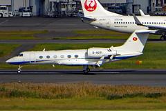 B-8271 Gulfstream G450  HND (Jetstar31) Tags: b8271 gulfstream g450 hnd
