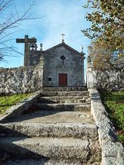 Chavio (libanialimapereira) Tags: church old faith aldeia village countryside country portugal tradition religion thorp paredes de coura chavio