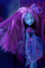. (Elina-Doll) Tags: monster high doll getting kiyomi ghostly mattel haunterly