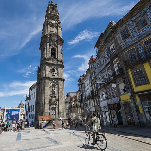 Oporto - Torre de los Clérigos