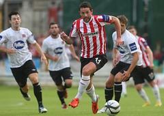 Derry City VS  Dundalk