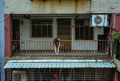 (Yssi Chen) Tags: portrait building love girl beautiful female photography model funny shot body awesome taiwan taipei