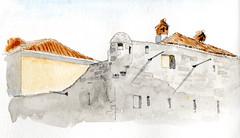 August 25th: Venetian defences at Budva, Montenegro