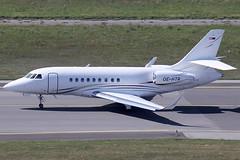 TUPACK Verpackungen Gesellschaft MbH Dassault Falcon 2000LX OE-HTR (c/n 276) (FNF_VIENNA - Vienna-Aviation.net) Tags: vienna austria airport 2000 falcon vie dassault schwechat loww tupack f2th oereg oehtr